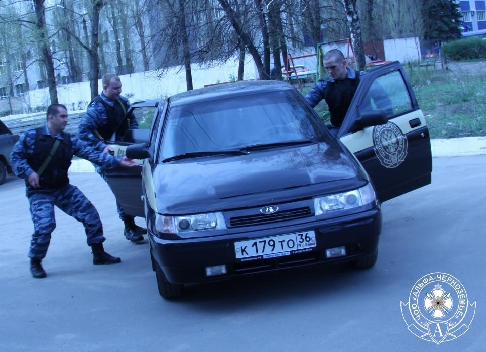 VIP охрана в Воронеже