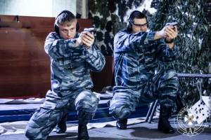 Охрана от ЧОП «Альфа-Черноземье»