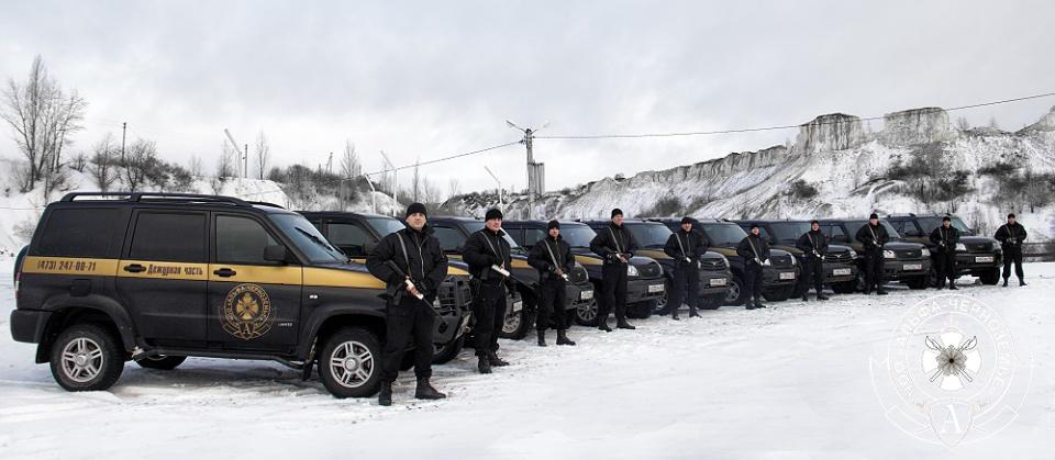 Организация охраны объектов в Воронеже